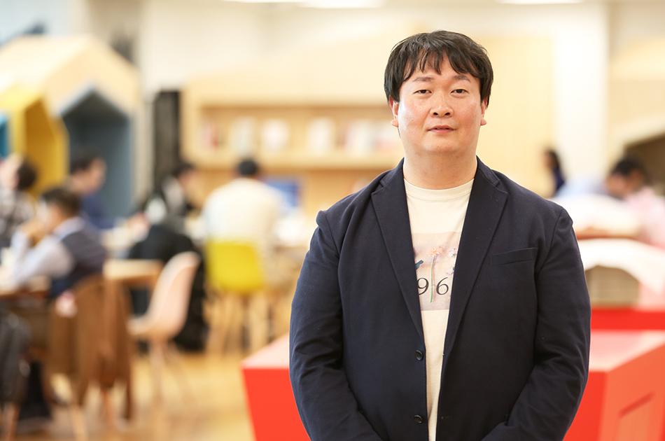 LODGEのサービスマネージャー 植田