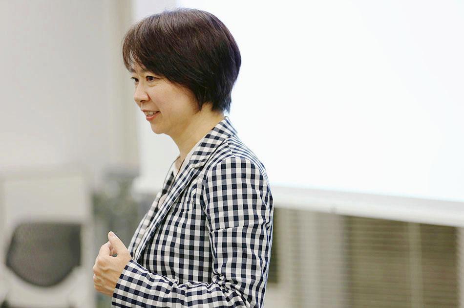「ほぼ日」CFOの篠田真貴子さん