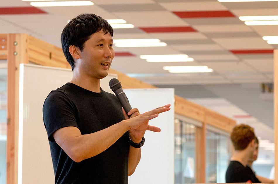 大正大学心理社会学部准教授の田中俊之さん