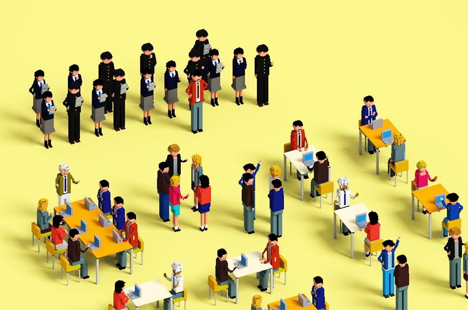 「社会人や働くことのイメージを変えるきっかけに」ヤフーの会社見学