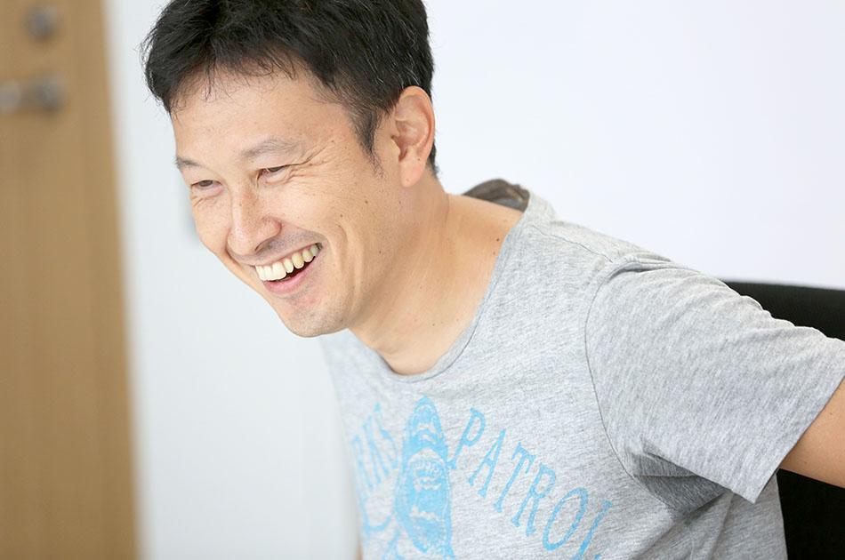 マッチングサービスマネージャーの松井