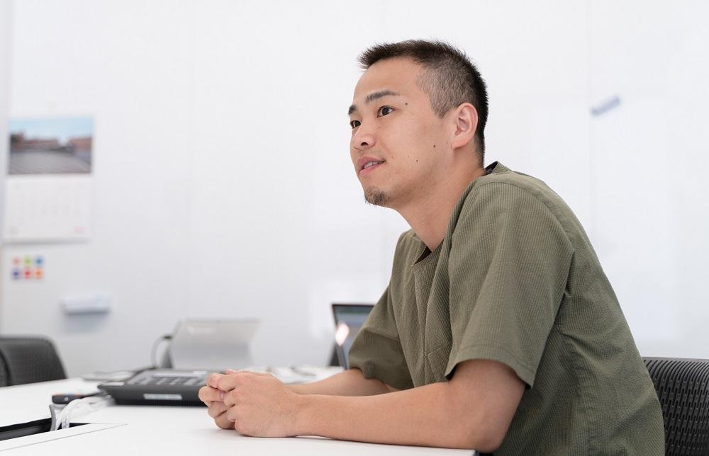嶋田の写真