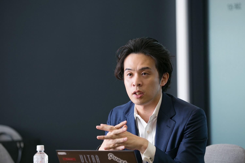 広瀬氏の写真