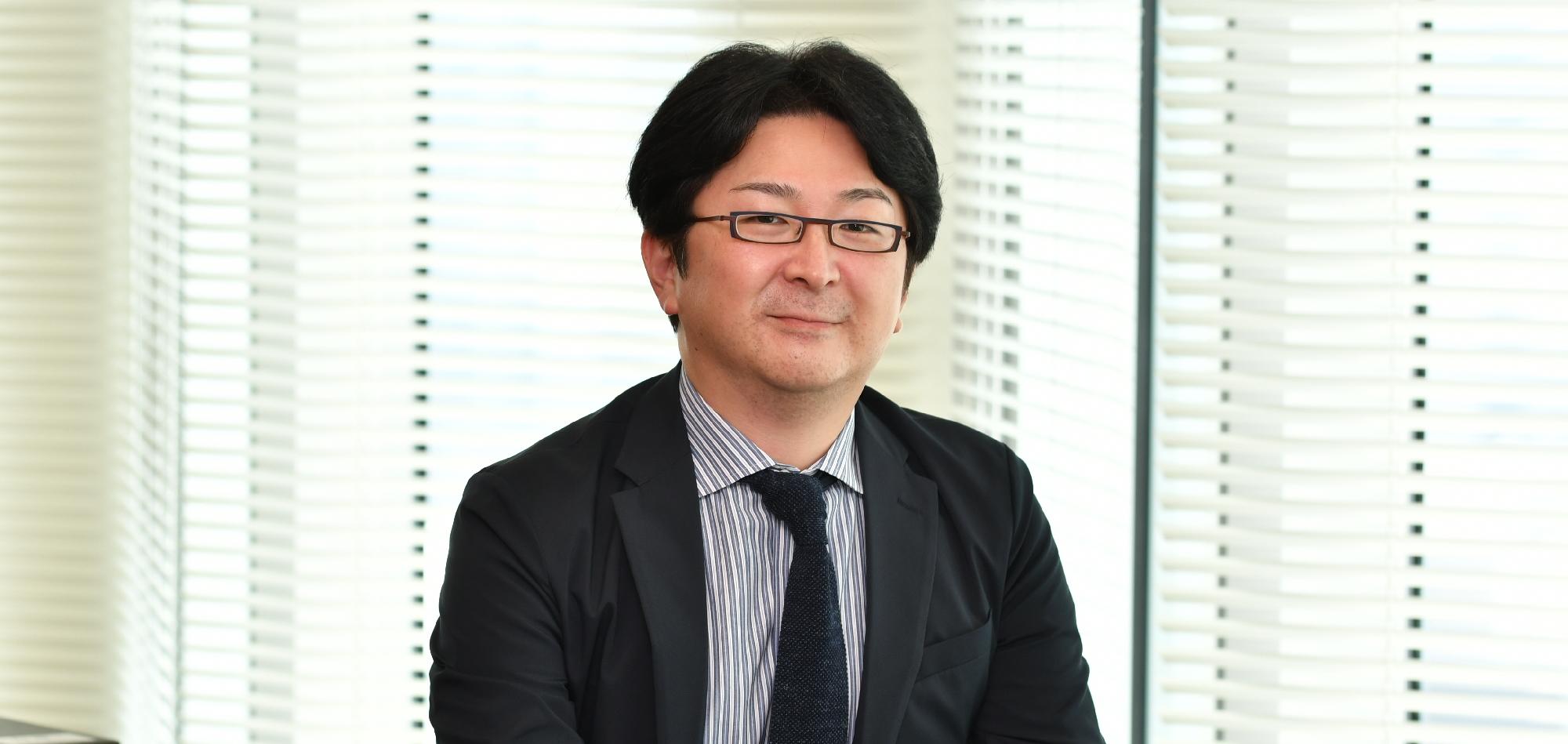 ピープル・デベロップメント統括本部カンパニーPD本部 PD企画部長 池田潤の画像
