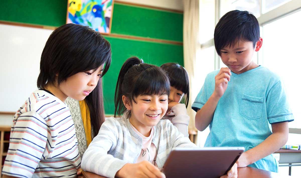 「安全・安心な画像検索を子どもの調べ学習に」Yahoo!きっずの画像検索