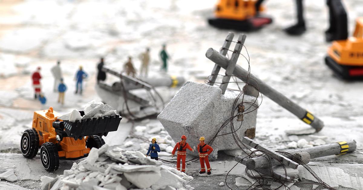 「必要とされている支援をワンストップで届ける」災害支援プラットフォーム