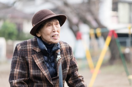 宮本澄枝さんは、壕の中の阿鼻叫喚の様子を忘れられない