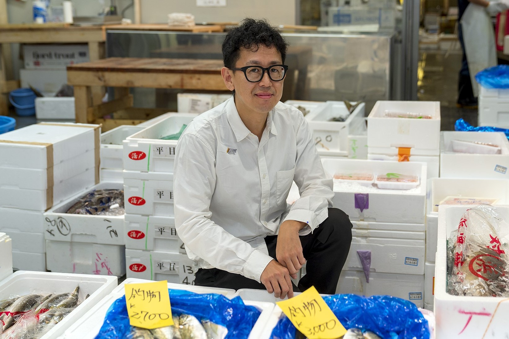 <center>養殖魚が値下がりし、ウニが売れた?<br> コロナ禍の市場と流通の新たな動き</center>